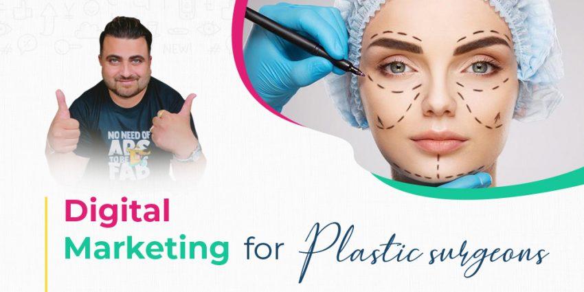 Digital Marketing consultant for Plastic Surgeon