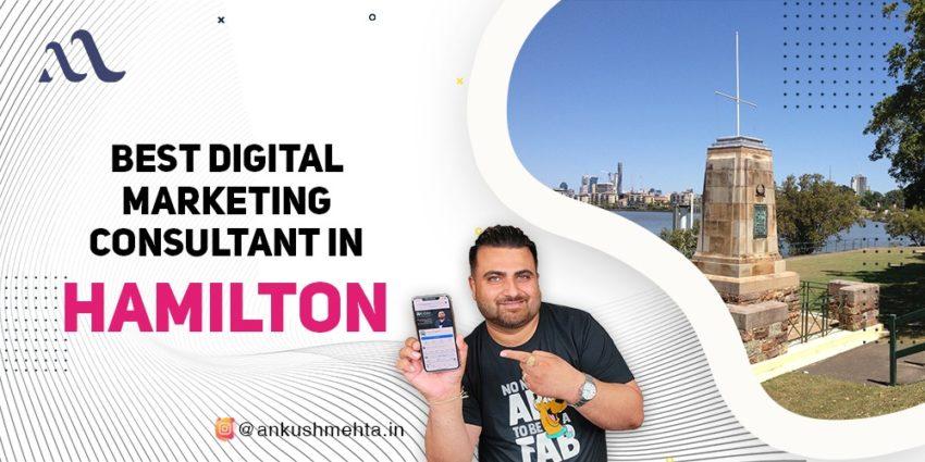 Best Digital Marketing Consultant in Hamilton