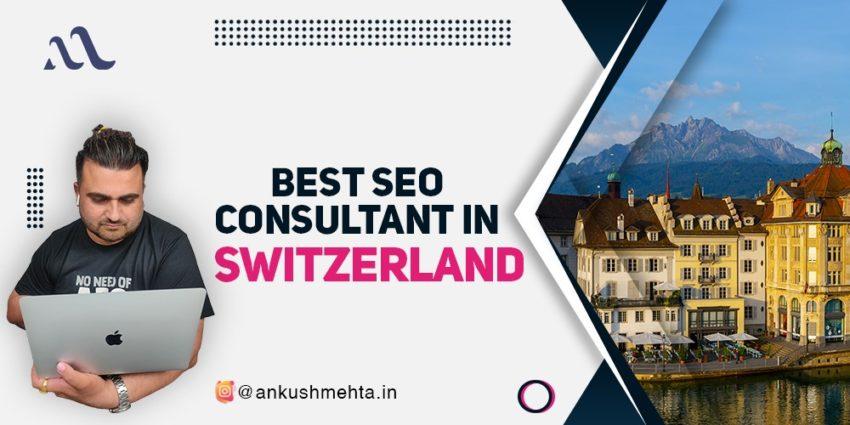 Best SEO Consultant in Switzerland